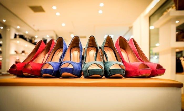 comprar calçados direto da fábrica no atacado